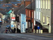 Hillsborough, Main Street, County Down © Robert Ashby